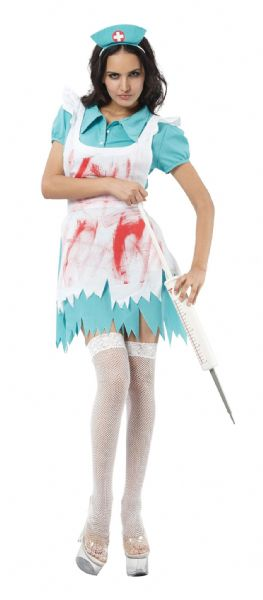 Adults Blood Splatter Costume Bleeding Wound Vampire Cosmetic Artist